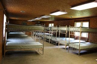 Cary Camp Facilities Tecumseh Lodge